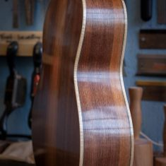 Terz-Martin-Size-5-Parlor-Baby-Mini-Guitar-Gitaar-Arnaldo-Lopez-10