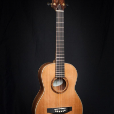 Terz-Guitar-Arnaldo-Lopez-Port-Orford-Red-Cedar