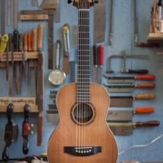 Terz-Martin-Size-5-Parlor-Baby-Mini-Guitar-Gitaar-Arnaldo-Lopez-17