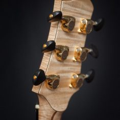 Terz-Gitaar-Arnaldo-Lopez-Headstock-Flamed-Maple-Walnut